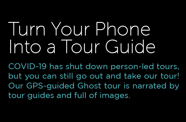 Turn your phone into a tour guide