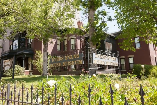 the byers-evans house museum