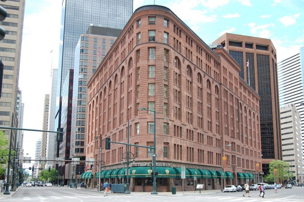 The Brown Palace Hotel - Photo